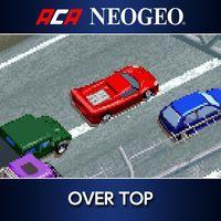 Portada oficial de NeoGeo Over Top para PS4