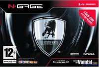 Portada oficial de Glimmerati para N-Gage