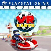 Portada oficial de VR Karts para PS4