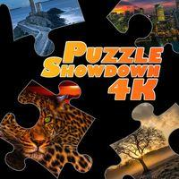 Portada oficial de Puzzle Showdown 4K para PS4