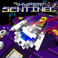 Portada oficial de Hyper Sentinel para Switch