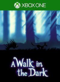Portada oficial de A Walk in the Dark para Xbox One