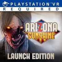 Portada oficial de Arizona Sunshine para PS4