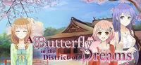 Portada oficial de A Butterfly in the District of Dreams para PC