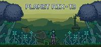 Portada oficial de Planet RIX-13 para PC