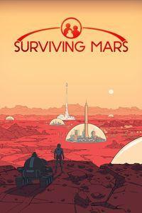 Portada oficial de Surviving Mars para Xbox One