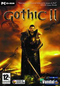 Portada oficial de Gothic 2 para PC