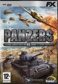 Portada oficial de Codename Panzers: Phase Two para PC