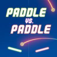Portada oficial de Paddle Vs. Paddle para PS4