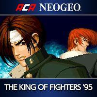 Portada oficial de The King of Fighters '95 para PS4
