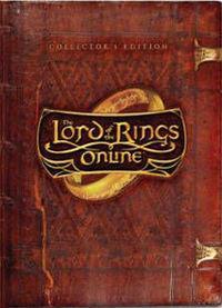 Portada oficial de El Señor de los Anillos Online para PC