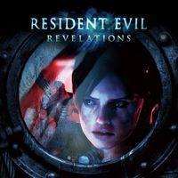 Portada oficial de Resident Evil Revelations para PS4