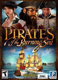 Portada oficial de Pirates of the Burning Sea para PC