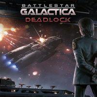 Portada oficial de Battlestar Galactica: Deadlock para PS4