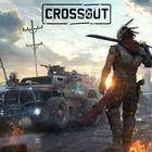 Portada oficial de de Crossout para PS4