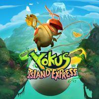 Portada oficial de Yoku's Island Express para PS4