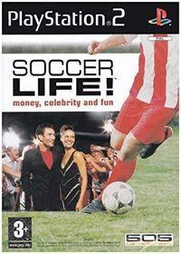 Portada oficial de Soccer Life! para PS2