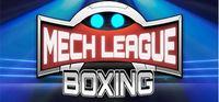 Portada oficial de Mech League Boxing para PC