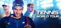 Portada oficial de Tennis World Tour para PC