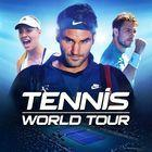 Portada oficial de de Tennis World Tour para PS4