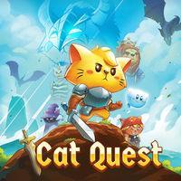 Portada oficial de Cat Quest para Switch