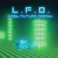 Portada oficial de L.F.O.: Lost Future Omega para Switch