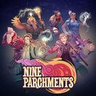 Portada oficial de de Nine Parchments para Switch