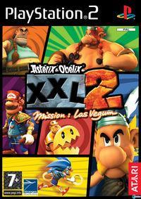 Portada oficial de Asterix & Obelix XXL 2 para PS2