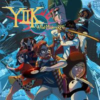 Portada oficial de YIIK: A Post-Modern RPG para Switch