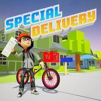 Portada oficial de Special Delivery para PS4