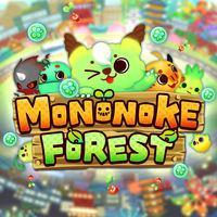 Portada oficial de Mononoke Forest eShop para Nintendo 3DS
