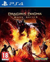 Portada oficial de Dragon's Dogma: Dark Arisen para PS4