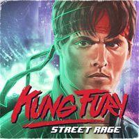 Portada oficial de Kung Fury: Street Rage PSN para PSVITA