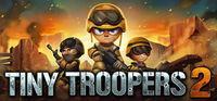Portada oficial de Tiny Troopers 2 para PC