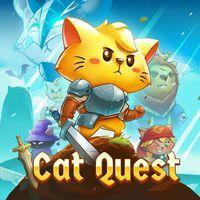 Portada oficial de Cat Quest para PS4