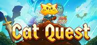 Portada oficial de Cat Quest para PC