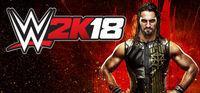 Portada oficial de WWE 2K18 para PC