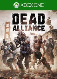 Portada oficial de Dead Alliance para Xbox One