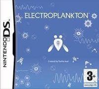Portada oficial de Electroplankton para NDS