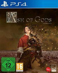Portada oficial de Ash of Gods: Redemption para PS4