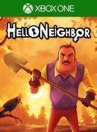 Portada oficial de de Hello Neighbor para Xbox One