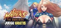 Portada oficial de League of Maidens para PC