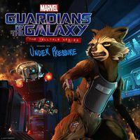 Portada oficial de Marvel's Guardians of the Galaxy: The Telltale Series - Episode 2 para PS4