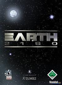 Portada oficial de Earth 2160 para PC