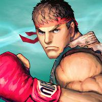 Portada oficial de Street Fighter IV: Champion Edition para iPhone