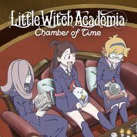 Portada oficial de Little Witch Academia: Chamber of Time para PS4