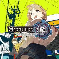 Portada oficial de Occultic;Nine para PS4