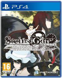 Portada oficial de Steins;Gate Elite para PS4