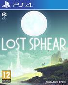 Portada oficial de de Lost Sphear para PS4