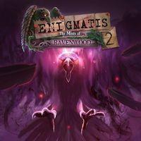 Portada oficial de Enigmatis 2: The Mists of Ravenwood para PS4